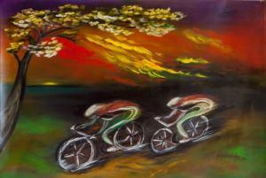 Sueños pasión y ruedas